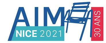 Logo AIM 2021
